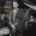 Chet Baker チェットベイカー / Sings (180グラム重量盤) 【LP】