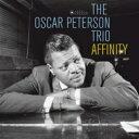Oscar Peterson オスカーピーターソン / Affinity (180グラム重量盤レコード) 【LP】