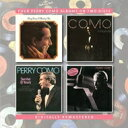 Artist Name: P - 【送料無料】 Perry Como ペリーコモ / I Think Of You / In Nashville / Just Out Of Reach / Today 輸入盤 【CD】