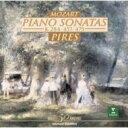 作曲家名: Ma行 - Mozart モーツァルト / Piano Sonatas.6, 14: Pires 【CD】