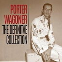 藝人名: P - 【送料無料】 Porter Wagoner / Definitive Collection 輸入盤 【CD】