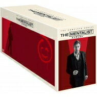 【送料無料】 Mentalist メンタリスト / THE MENTALIST / メンタリスト<コンプリート・シリーズ>DVDボックス  【DVD】
