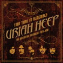 【送料無料】 Uriah Heep ユーライアヒープ / Your Turn To Remember: The Definitive Anthology 1970-1990 (2CD) 輸入盤 【CD】