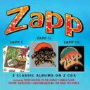 Artist Name: Z - Zapp ザップ / Zapp I / Zapp Ii / Zapp Iii 輸入盤 【CD】