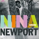 艺人名: N - Nina Simone ニーナシモン / Nina Simone At Newport -live Album 【SHM-CD】