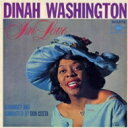 艺人名: D - Dinah Washington ダイナワシントン / In Love 【SHM-CD】