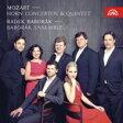Mozart モーツァルト / ホルン協奏曲第1番〜第4番(室内楽版)、ホルン五重奏曲 ラデク・バボラーク & バボラーク・アンサンブル 輸入盤 【CD】