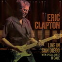【送料無料】 Eric Clapton エリッククラプトン / Live In San Diego: With Special Guest JJ Cale (3枚組 / 140グラムアナログレコード) 【LP】