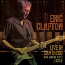 【送料無料】 Eric Clapton エリッククラプトン / Live In San Diego: With Special Guest JJ Cale (2CD) 輸入盤 【CD】