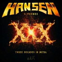 Artist Name: K - 【送料無料】 Kai Hansen / Xxx: Three Decades In Metal (+ボーナスCD)(限定盤) 【CD】
