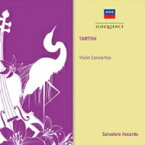 Tartini タルティーニ / ヴァイオリン協奏曲集 サルヴァトーレ・アッカルド、イ・ムジチ、イギリス室内管弦楽団(2CD) 輸入盤 【CD】