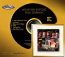 Artist Name: W - 【送料無料】 Weather Report ウェザーリポート / Tale Spinnin' (Hybrid SACD) 輸入盤 【SACD】