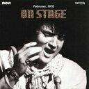 楽天ローチケHMV 1号店Elvis Presley エルビスプレスリー / On Stage (2CD) 輸入盤 【CD】