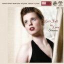 艺人名: S - 【送料無料】 Simone (Simone Kopmajer) シモーヌ / Let's Fall In Love: 恋をしましょう 【SACD】