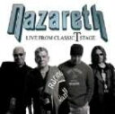 Artist Name: N - Nazareth ナザレス / Live From Classic T Stage 輸入盤 【CD】