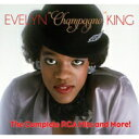 Artist Name: E - 【送料無料】 Evelyn Champagne King イブリンシャンペーンキング / Complete Rca Hits And More 輸入盤 【CD】