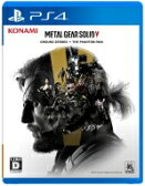 Game Soft (PlayStation 4) / METAL GEAR SOLID V: GROUND ZEROES + THE PHANTOM PAIN 【GAME】