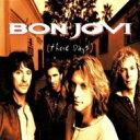 Bon Jovi е▄еє е╕ечеЇег / These Days (2╦ч┴╚ / 180е░ещер╜┼╬╠╚╫еье│б╝е╔) б┌LPб█