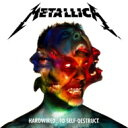 Artist Name: M - 【送料無料】 Metallica メタリカ / HARDWIRED...TO SELF-DESTRUCT (2SHM-CD) 【SHM-CD】