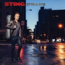 【送料無料】 Sting スティング / 57th & 9th (13Tracks)