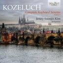 作曲家名: Ka行 - コジェルフ(1747-1818) / 鍵盤楽器のためのソナタ集第2集 キム・ジェニー・ソジン(フォルテピアノ)(2CD) 輸入盤 【CD】