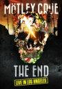 【送料無料】 Motley Crue モトリークルー / The End: ラスト ライヴ イン ロサンゼルス 2015年12月31日+劇場公開ドキュメンタリー映..
