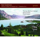 Composer: Ka Line - 【送料無料】 ゴルトマルク(1830-1915) / Piano Trio, 1, Suite, 2, : Irnberger(Vn) Kanka(Vc) P.kaspar(P) 輸入盤 【SACD】