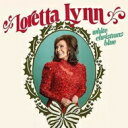 Loretta Lynn / White Christmas Blue 輸入盤 【CD】