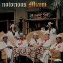 Artist Name: M - Miami / Notorious Miami 【CD】