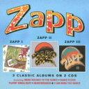 Artist Name: Z - 【送料無料】 Zapp ザップ / Zapp I / Zapp II / Zapp III 輸入盤 【CD】