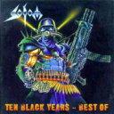 Sodom (Metal) ソドム / Ten Black Years - Best Of 輸入盤 【CD】