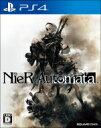 【送料無料】 Game Soft (PlayStation 4) / ニーア オートマタ ≪Loppi・HMV限定特典: 「ポッドスキン:ブルーストライプ」が使えるプロダクトコード付き≫ 【GAME】