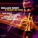 藝人名: W - Wallace Roney / Place In Time 輸入盤 【CD】