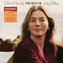 Judy Collins / Colors Of The Day The Best Of Judy Collins 【LP】