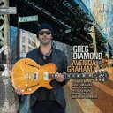 艺人名: G - 【送料無料】 Greg Diamond / Avenida Graham 輸入盤 【CD】