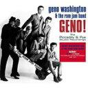 Artist Name: G - Geno Washington / Ram Jam Band / Geno! The Piccadilly & Pye Studio Recordings 輸入盤 【CD】