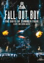 Fall Out Boy フォールアウトボーイ / Boys Of Zummer: Live In Chicago 【DVD】