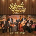 Artist Name: R - Rhonda Vincent / All The Rage - Volume One 輸入盤 【CD】