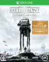 Game Soft (Xbox One) / 【Xbox One】Star Wars バトルフロント Ultimate Edition 【GAME】