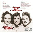 Andrews Sisters アンドリューズシスターズ / Songs For Christmas 【LP】