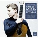 其它 - 【送料無料】 Thibaut Garcia: Leyendas 【CD】