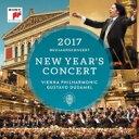 作曲家名: Na行 - 【送料無料】 New Year's Concert ニューイヤーコンサート / ニューイヤー・コンサート2017 グスターボ・ドゥダメル & ウィーン・フィル(2CD) 【CD】