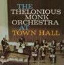 【送料無料】 Thelonious Monk セロニアスモンク / At Town Hall 【LP】
