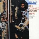艺人名: L - Lee Konitz リーコニッツ / Inside Hi-fi 【SHM-CD】