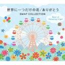 世界に一つだけの花 / ありがとう〜SMAPコレクション 【CD】