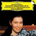 作曲家名: Ha行 - Brahms ブラームス / パガニーニの主題による変奏曲、6つの小品、間奏曲 リーリャ・ジルベルシュテイン 【SHM-CD】
