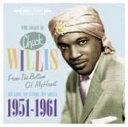 【送料無料】 Chuck Willis / From The Bottom Of My Heart - My Life, My Story, My Songs: 1951-1961 輸入盤 【CD】
