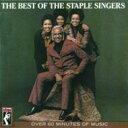 藝人名: T - Staple Singers ステイプルシンガーズ / Best Of 輸入盤 【CD】