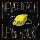 艺人名: M - Menace Beach / Lemon Memory 輸入盤 【CD】