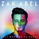 艺人名: Z - Zak Abel / Only When We're Naked 輸入盤 【CD】
